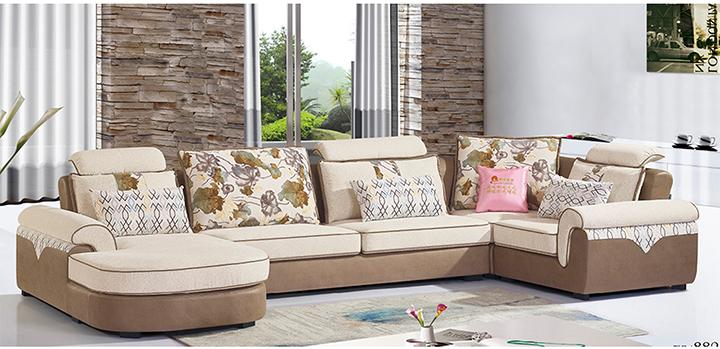 Ghế sofa chữ U nhập HFC-GSF8025B-40 cao cấp